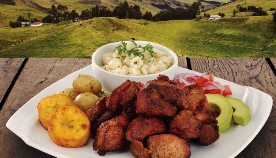 Comidas tipicas del Ecuador