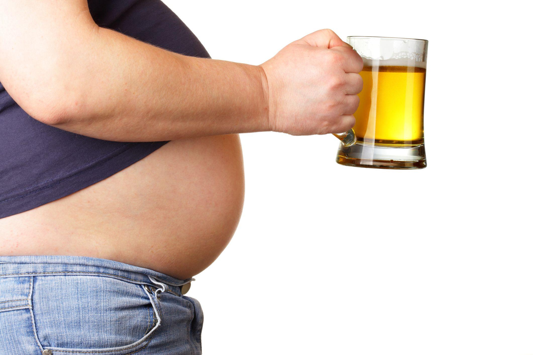 Calorias de las bebidas alcoholicas