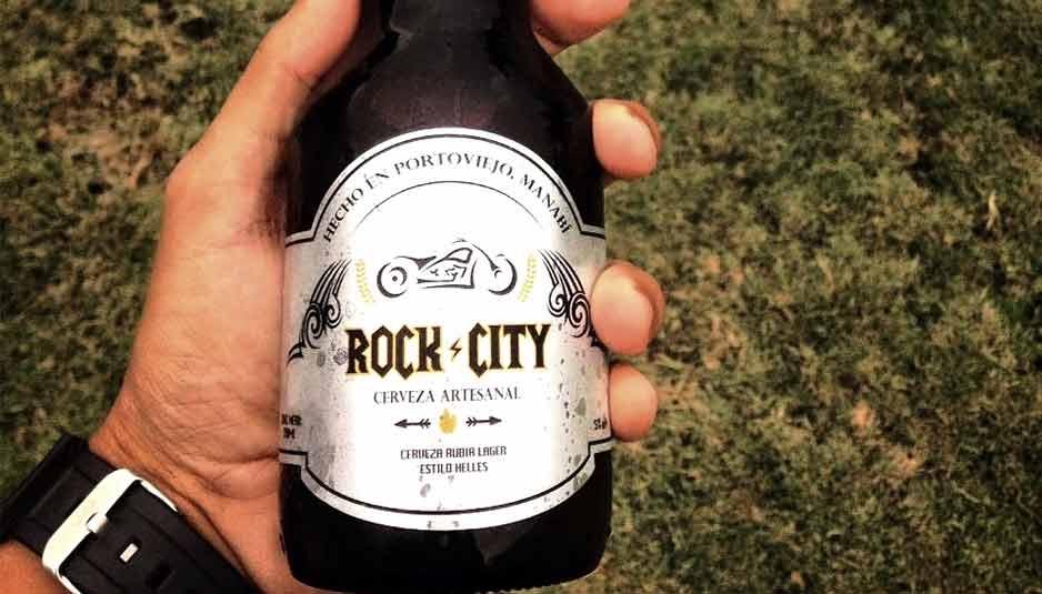rock city cerveza