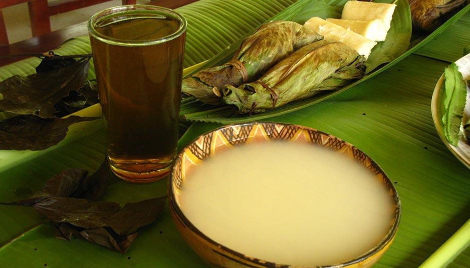 Bebidas tipicas de Ecuador