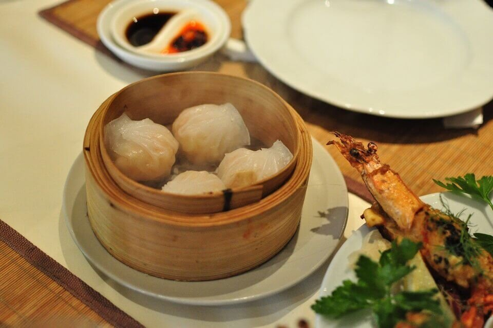 Receta de dumplings de carne