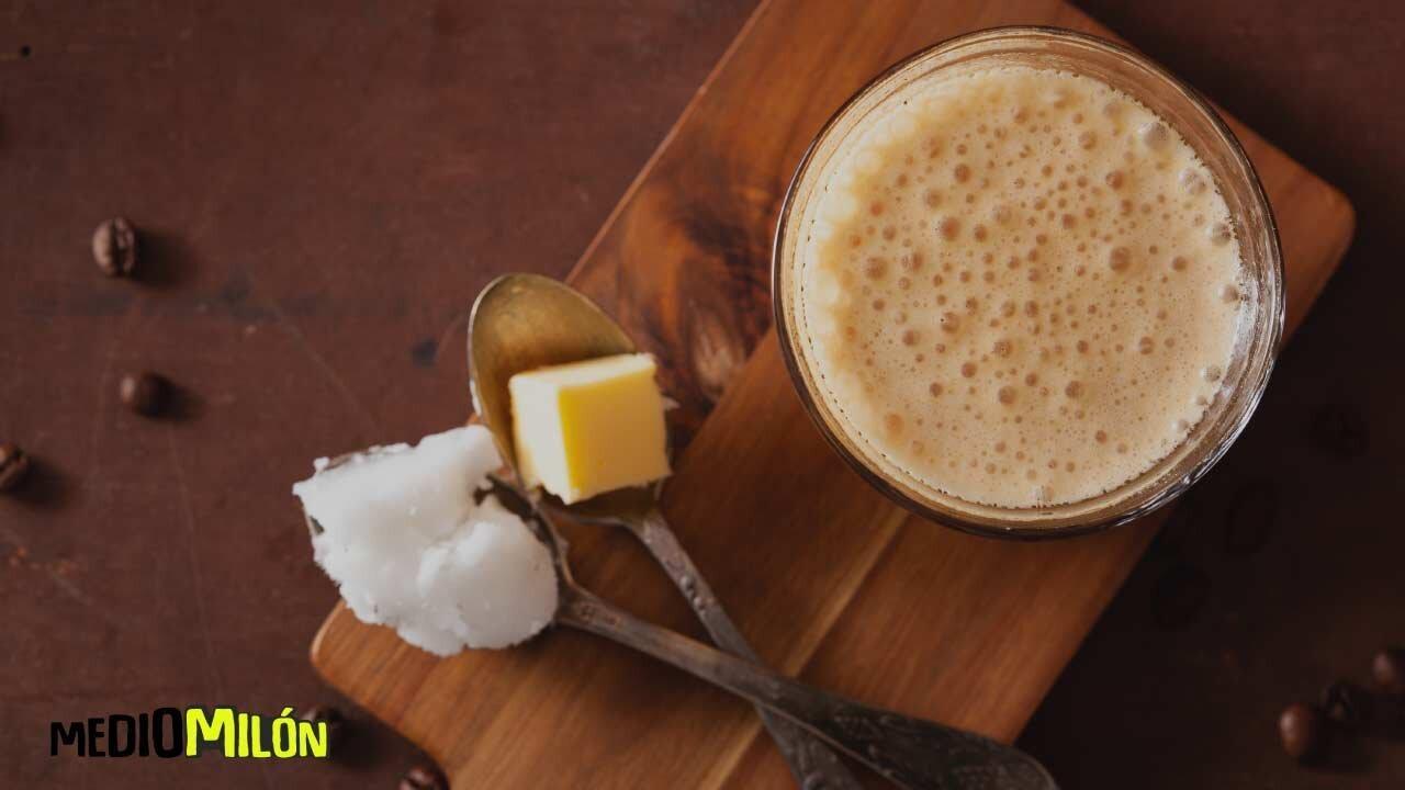 Receta BulletProof Coffee