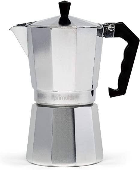 Primula cafetera iltaliana de aluminio